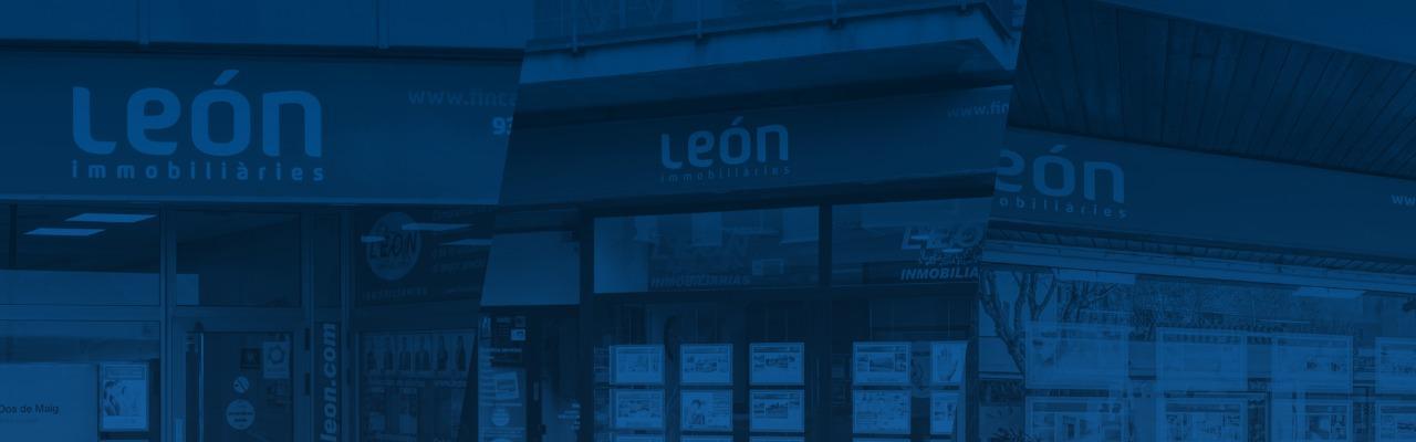 León Inmobiliarias
