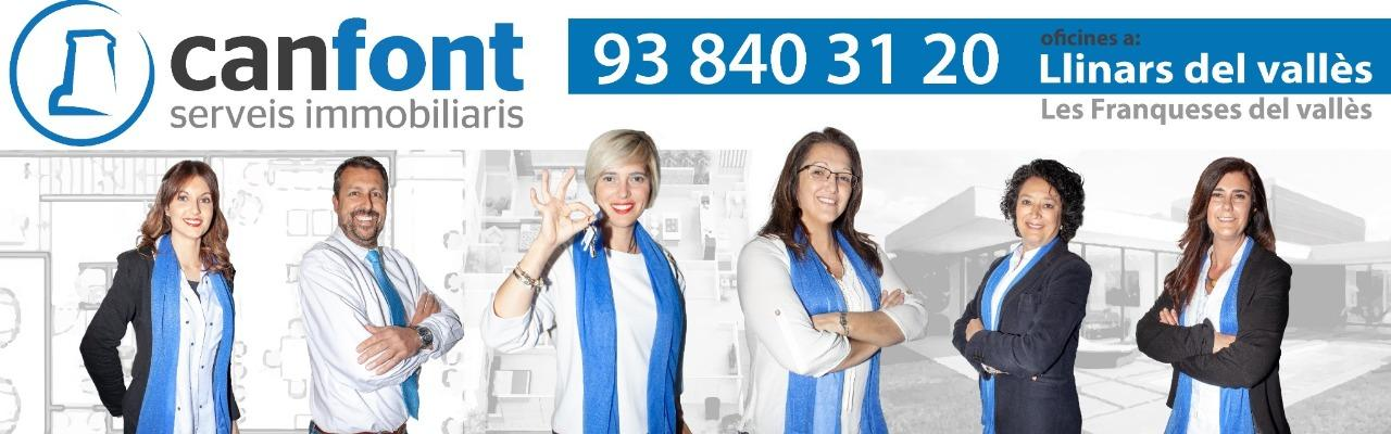 CANFONT  Serveis Immobiliaris