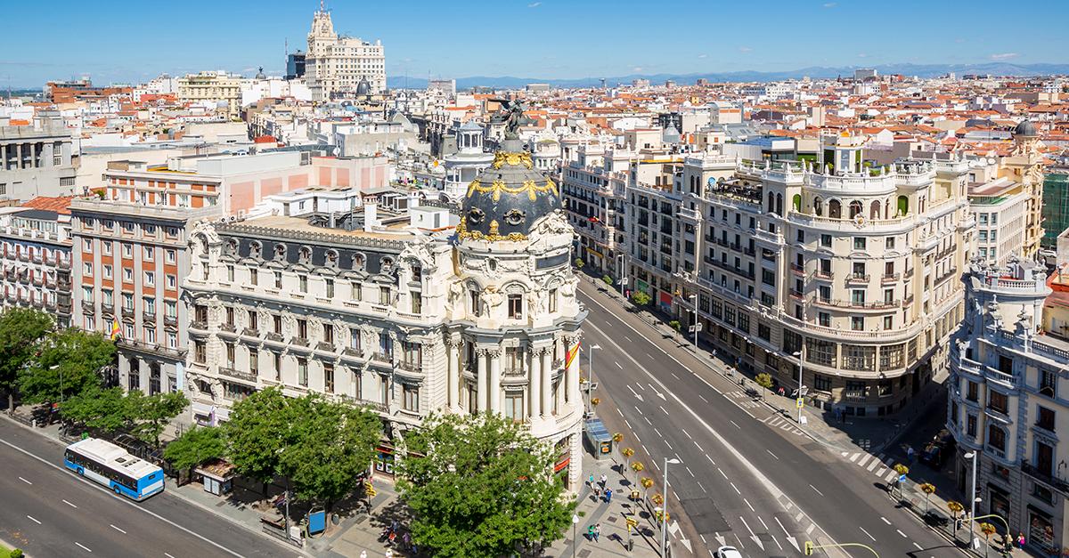 Deutsche Bank: Madrid è una delle città con la migliore qualità della vita nel mondo — idealista
