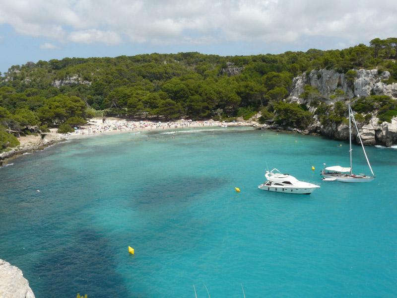 Cala Macarella - Islas Baleares