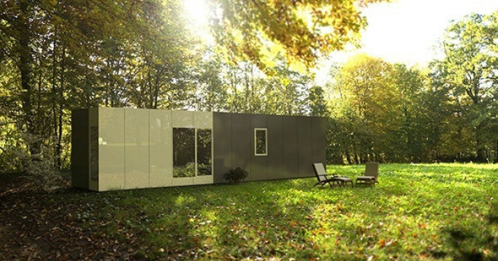 How much does a prefab house cost? — idealista