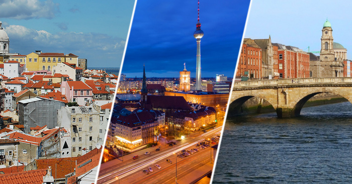 The 5 best European cities to invest in real estate in 2019