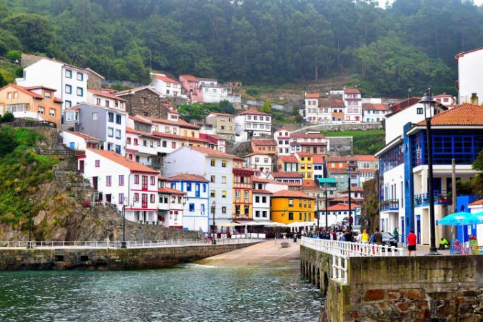 Красочный вид в Кудильеро / pixabay.com/es/users/javieralamo-6344665/
