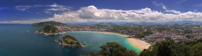 Пляж Ла-Конча во всей его красе / Wikimedia commons
