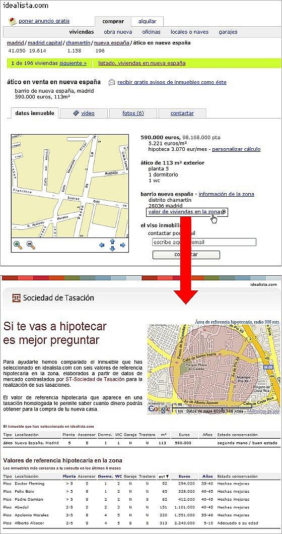 idealista.com amplia las ciudades en las que ofrece valoraciones gratuítas de los pisos