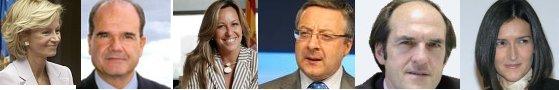 nuevos ministros y un nuevo viceministro (manuel chaves)