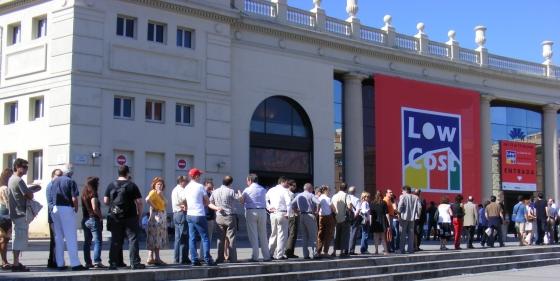 imagen del pasado salón low cost en barcelona