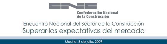 hoy se celebra el encuentro nacional del sector de la Construcción