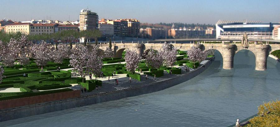Madrid río: así quedará la m-30 tras las próximas obras (fotos)