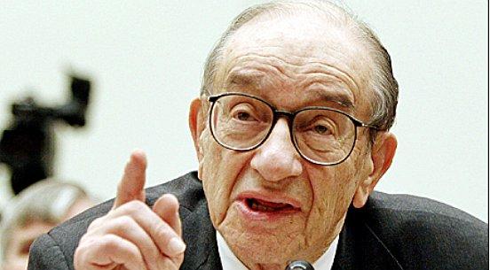 alan greenspan, ex presidente de la reserva federal de estados unidos