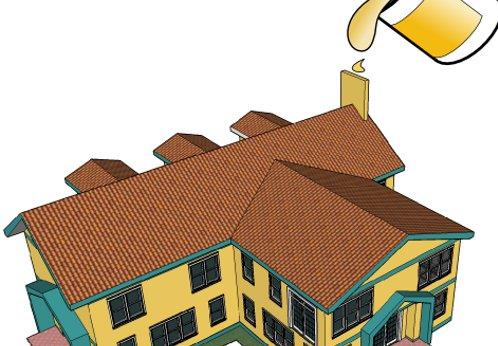 cae un 33% el número de viviendas terminadas
