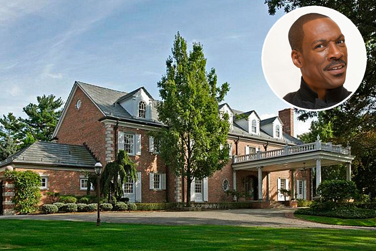 Eddie murphy vende su mansi n a la mitad de precio fotos for La mansion casa hotel telefono