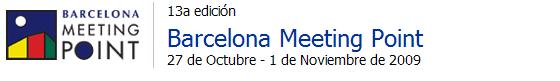 llega barcelona meeting point (bmp) 2009