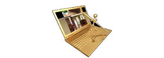 las búsquedas de pisos y contactos por internet se disparan