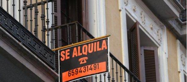 la ley para el fomento del alquiler entrará en vigor dentro de un mes