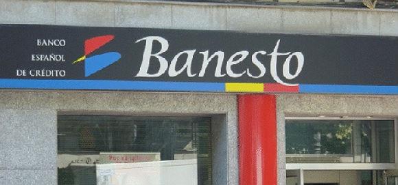 imagen de una sucursal de banesto
