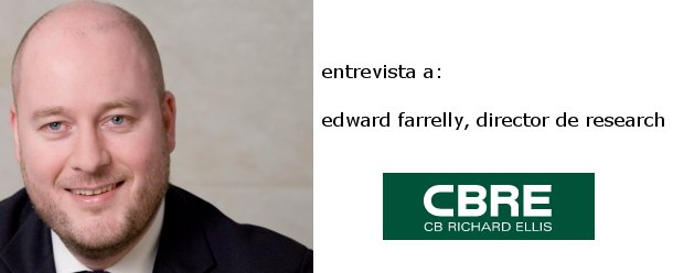 edward farrelly estima que el precio de la vivienda aún no ha tocado fondo