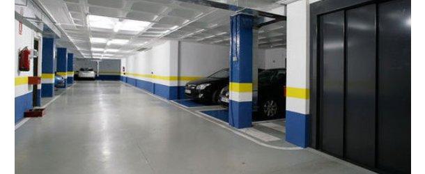la plaza de garaje da una rentabilidad del 5% anual