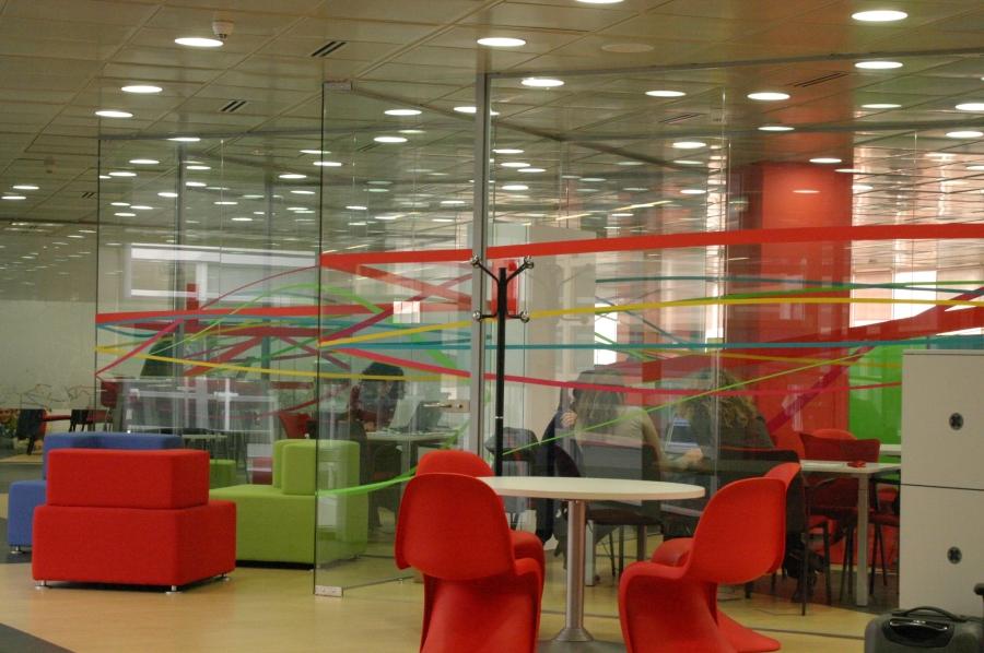 vodafone fotos de las oficinas de una de las mayores