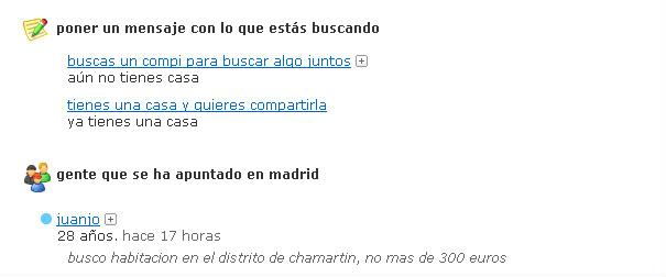 Compartir piso encuentra habitaci n y compa eros - Idealista compartir piso barcelona ...