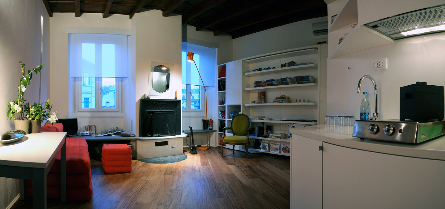 C mo decorar un piso peque o en 10 ideas idealista news for Apartamentos de 40 metros decoracion