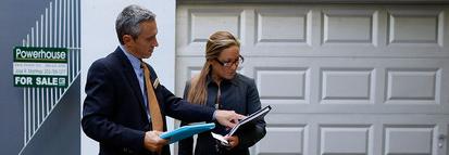 en la primera visita, los compradores suelen tomar la decisión