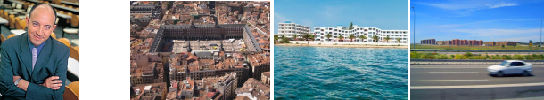tres tipos de viviendas ante la crisis, según bernardos