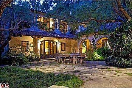 Los divorcios de los famosos sacan a la venta espectaculares mansiones en hollywood (fotos)