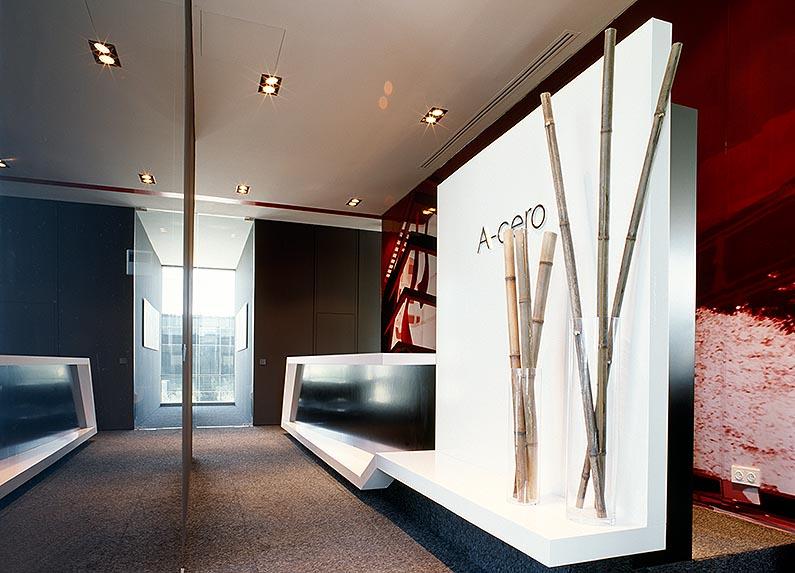 A cero fotos del estudio de arquitectura de los famosos for Estudios de arquitectura famosos
