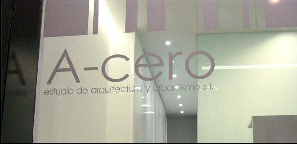 A-cero: fotos del estudio de arquitectura de los famosos