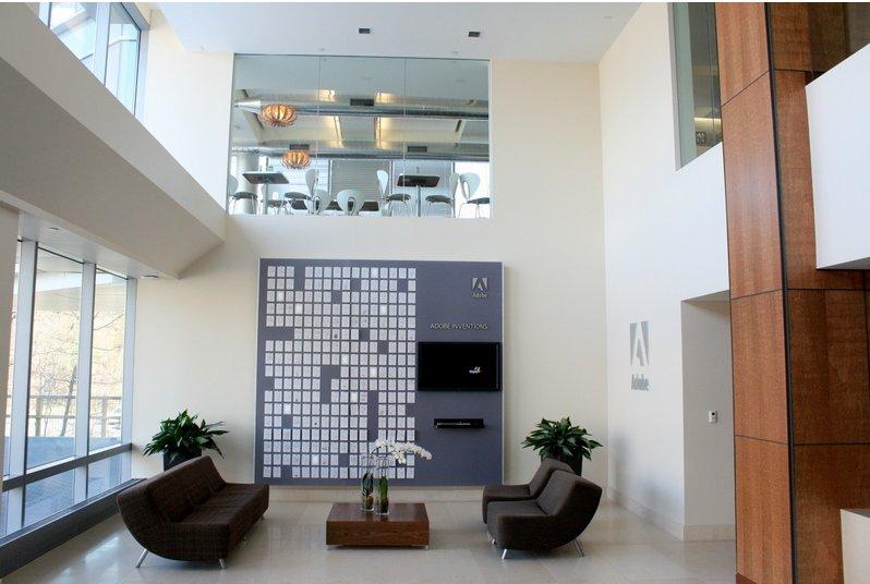 Adobe: fotos de las oficinas del creador del photoshop