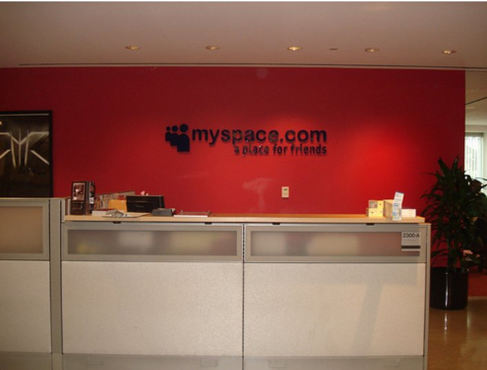 Myspace: fotos de las oficinas de la popular red social