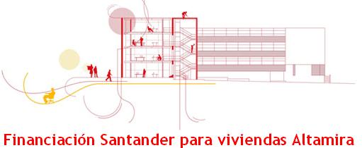 Banco Santander abre a todo el público su portal de pisos Altamira