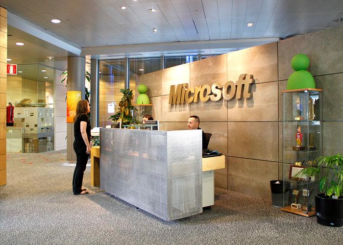 Oficinas microsoft: fotos de su sede en España