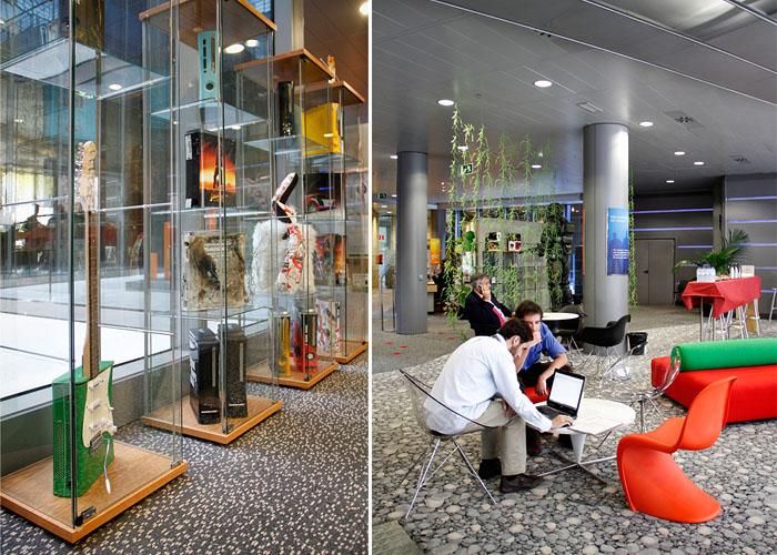 Oficinas microsoft fotos de su sede en espa a idealista for Vaciado de oficinas en madrid