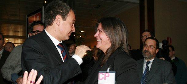 mª antonia trujillo, ex ministra de vivienda