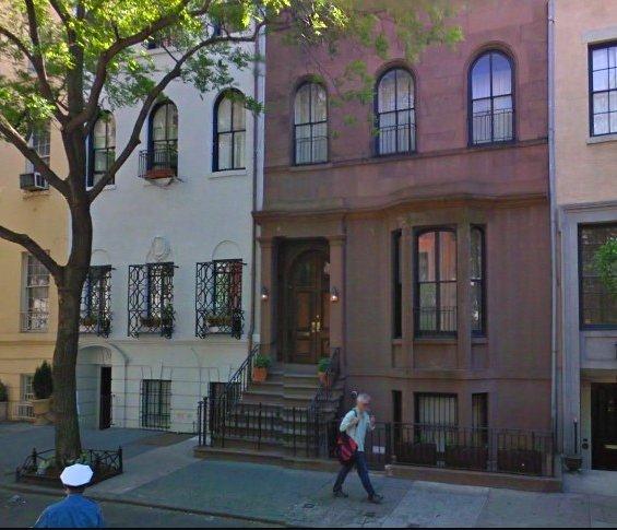 Casas de famosos conoce la peculiar casa que vende uma thurman en nueva york idealista news - Casas en nueva york ...