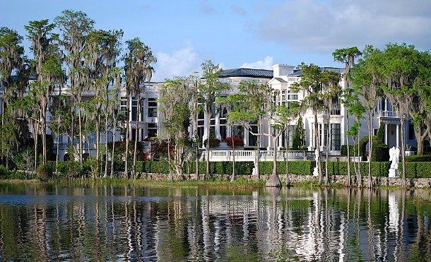 mansión situada en windermere, orlando (florida)