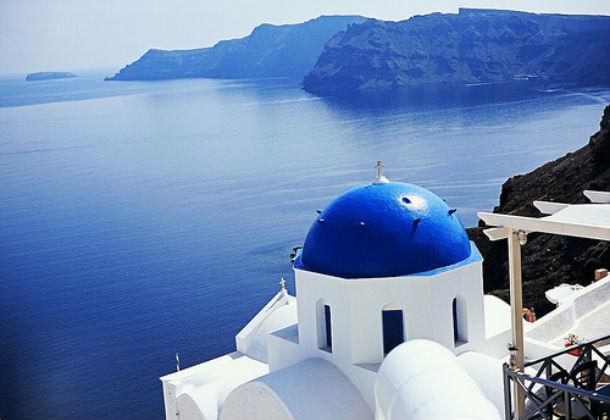El precio de las villas de lujo en las islas griegas se for Casas en islas griegas