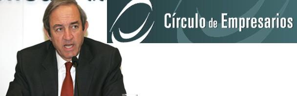 claudio boada, presidente del círculo de empresarios de madrid