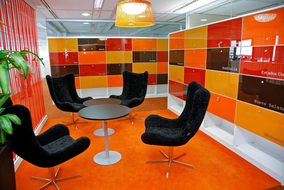 """Kellogg's: fotos de las """"oficinas flexibles"""" en Madrid"""