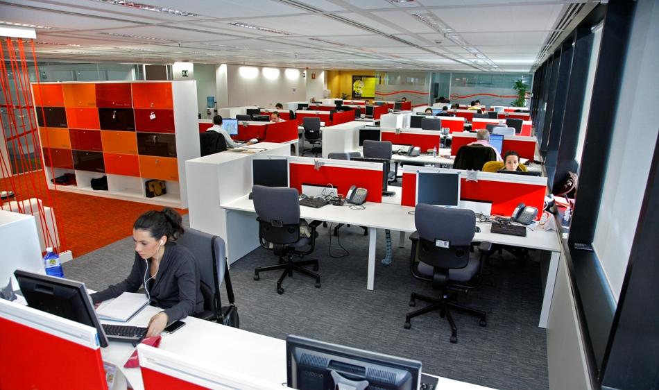 Kellogg 39 s fotos de las oficinas flexibles en madrid for Oficinas caja laboral madrid