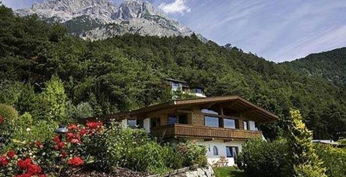 casa de lujo en los alpes que ha costado 99 euros a su nueva dueña