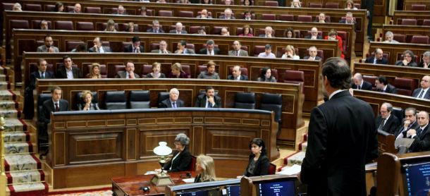 congreso de los diputados