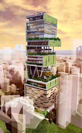 La casa m s grande y cara del mundo fotos idealista news for La casa mas grande del mundo