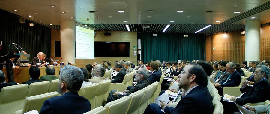 presentación del estudio de la oferta de vivienda nueva en la comunidad de madrid