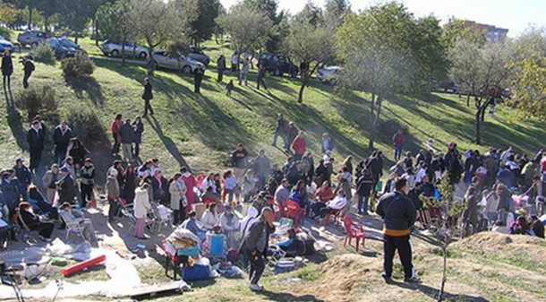 cientos de jóvenes hicieron cola hace dos años para apuntarse a la cooperativa de josé moreno