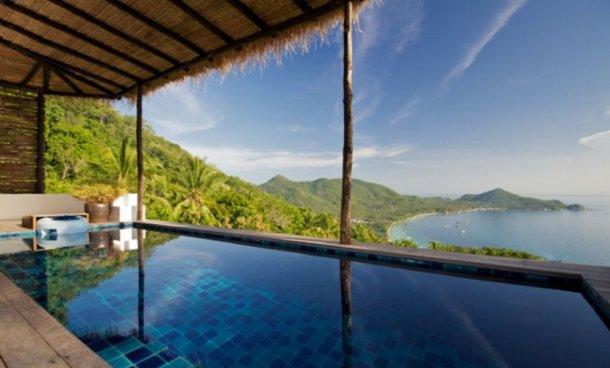 vistas a las playas tropicales de tailandia