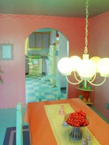 La casa de los simpsons a tamaño real, en venta  (fotos)