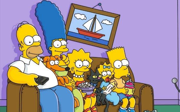 fotograma de la serie de televisión 'los simpsons'